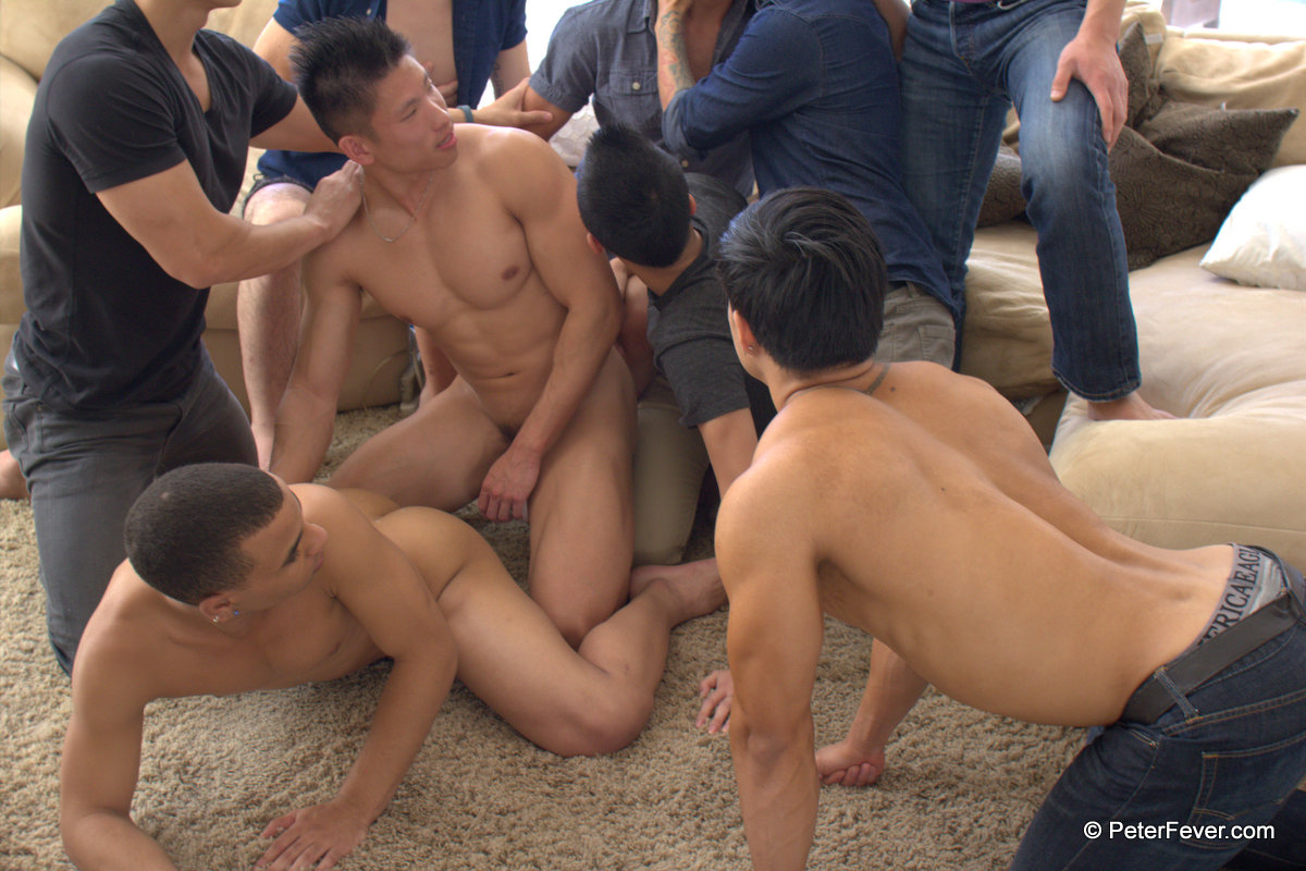 Sexfilm chinese striptease homo
